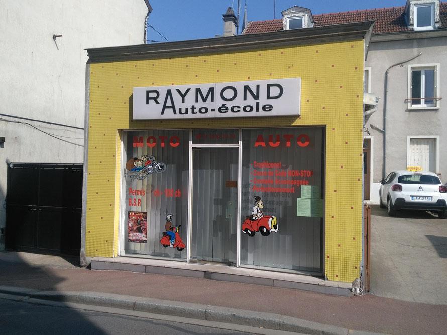 maisons-laffitte auto-école raymond