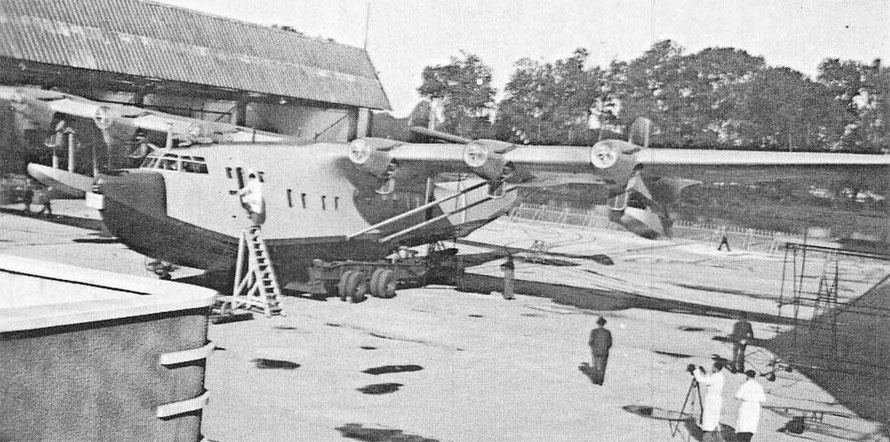 hydravion CAMS 161