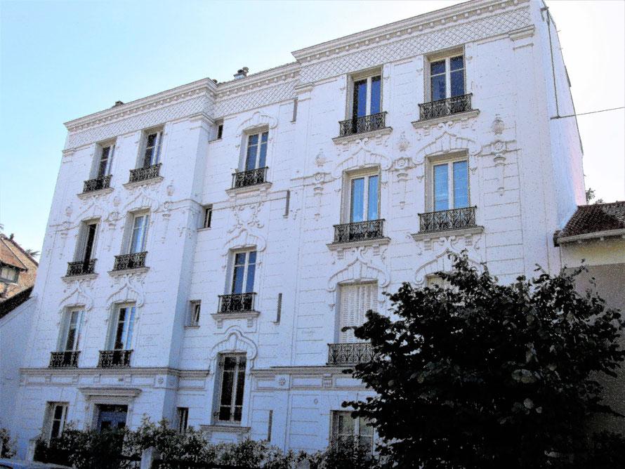 Maisons-Laffitte belle demeure