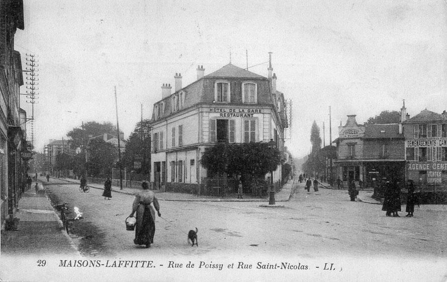 maisons-laffitte avenue de poissy