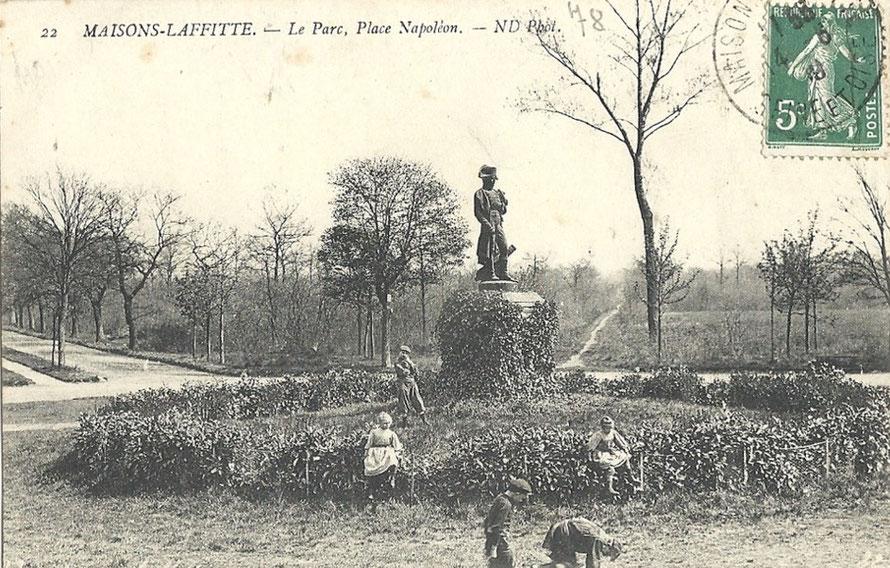 maisons-laffitte place napoleon