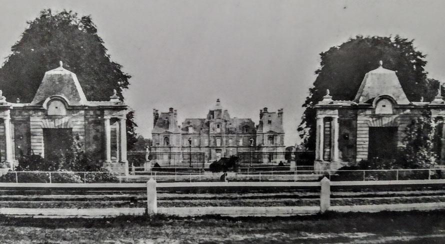 maisons-laffitte avenue du chateau