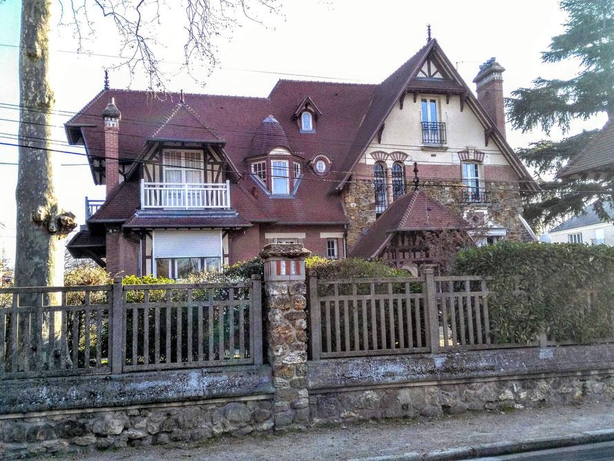 maisons-laffitte avenue belleforiere