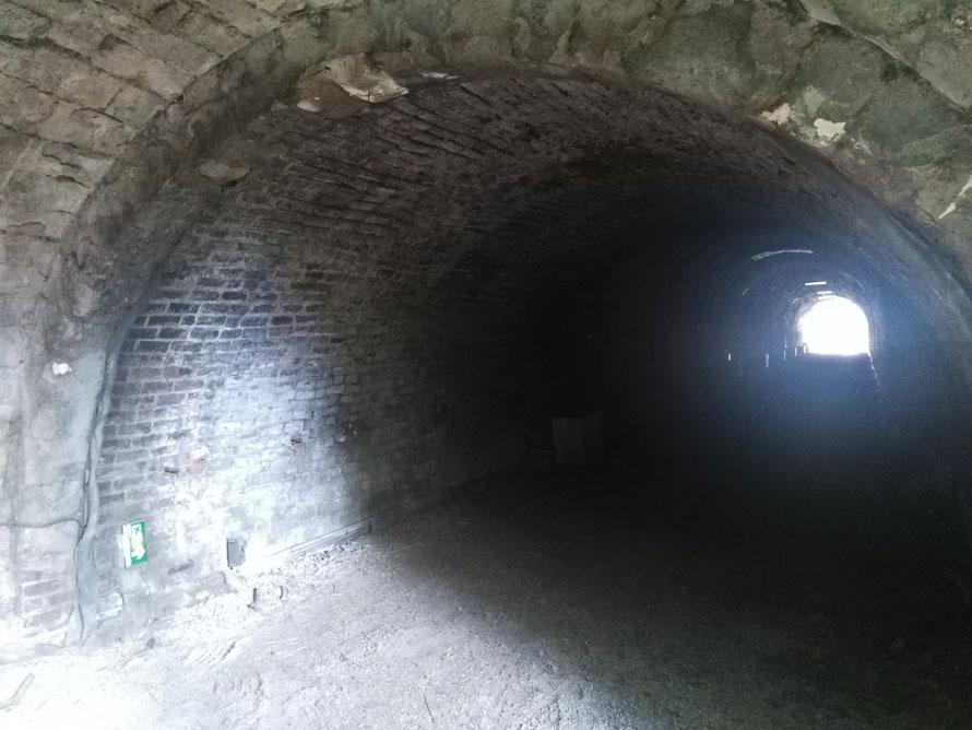 souterrain du chateau de maisons-laffitte