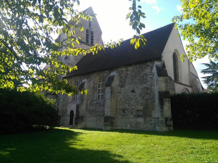 vieille église de Maisons-Laffitte