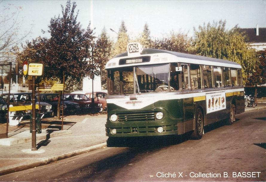 maisons-laffitte, bus 262