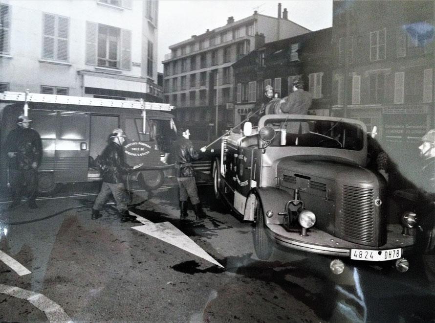 maisons-laffitte pompiers rue de paris