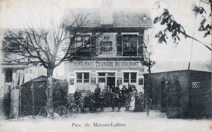 maisons-laffitte café