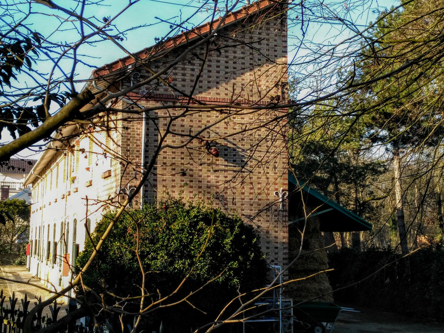 maisons-laffitte ecurie avenue marengo