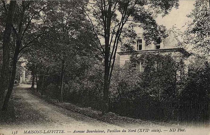 maisons-laffitte avenue bourdaloue