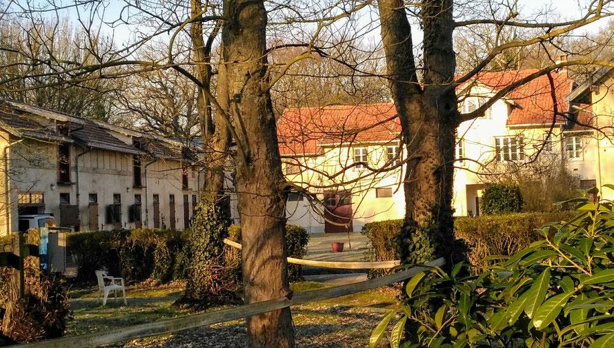 maisons-laffitte ecurie avenue champaubert