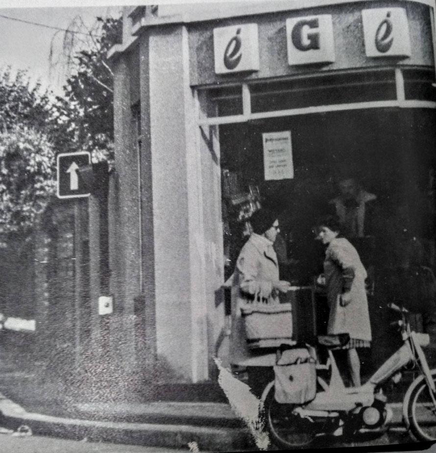 Maisons-Laffitte épicerie