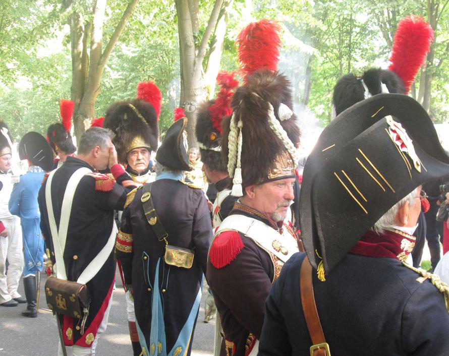 maisons-laffitte la grande armée au repos