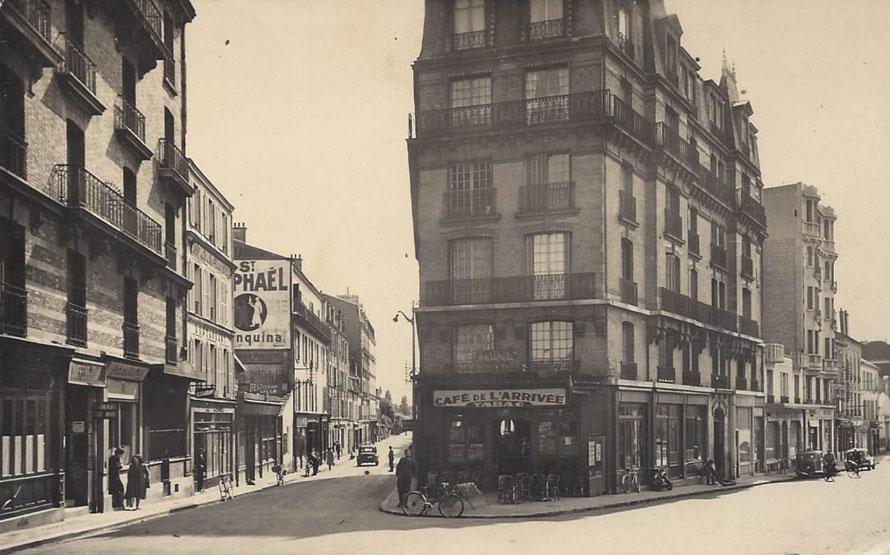 maisons-laffitte avenue de saint germain