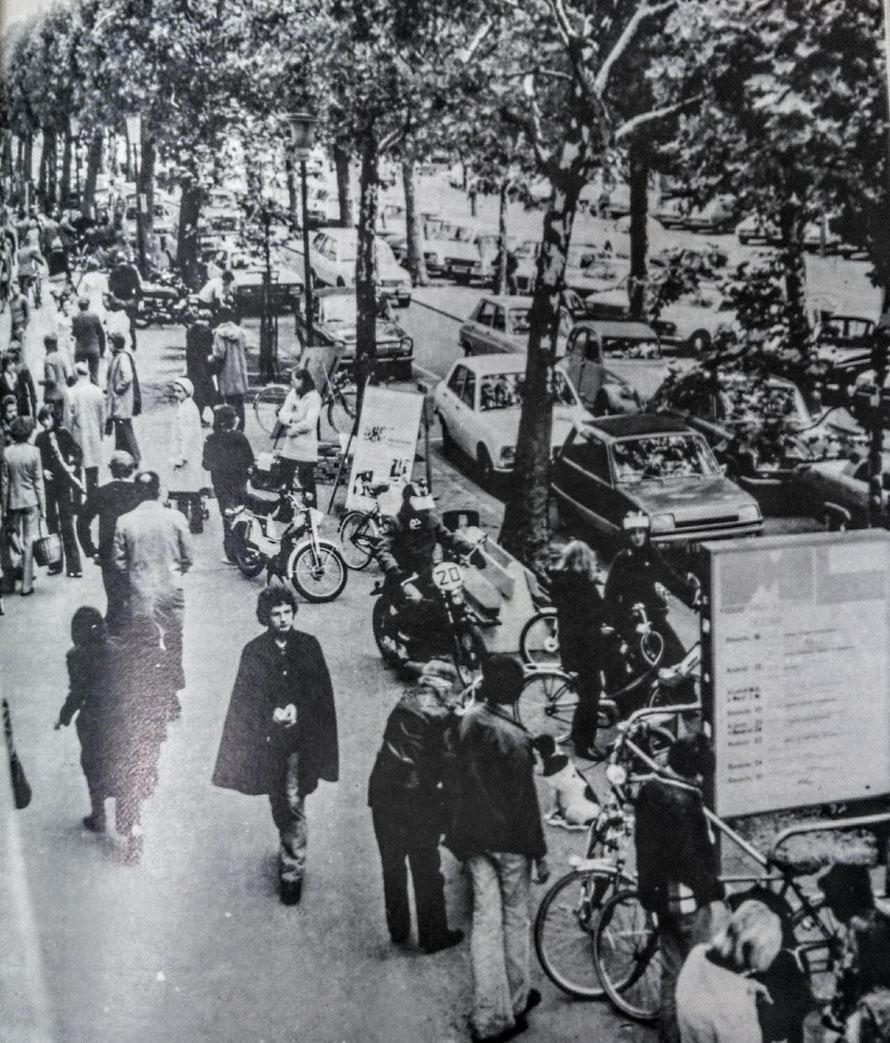 maisons-laffitte avenue longueil en 1976