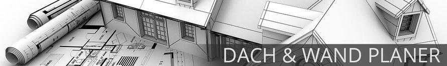 Dach & Wand Planer für Profilbleche