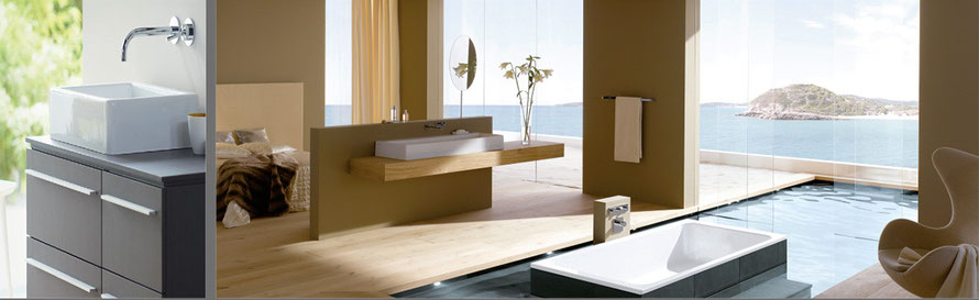 Ideen sind die Grundsteine für ein gutes Bad - Installationen Mair