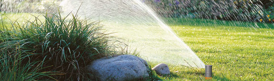 Gartenbewässerung Installationen Mair