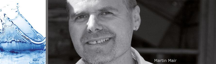 Martin Mair - Geschäftsleitung & Firmengründer Installationen Mair