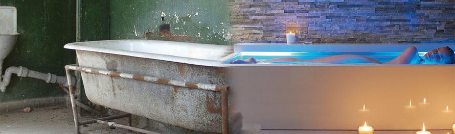 Stressfreie Badsanierung mit Installationen Mair, Telfs - Stams