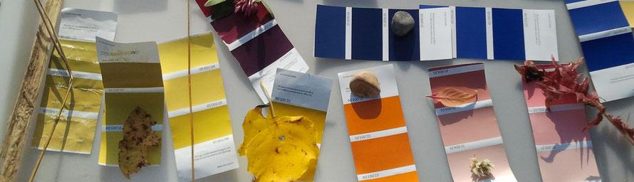 Naturabilis - Farben suchen