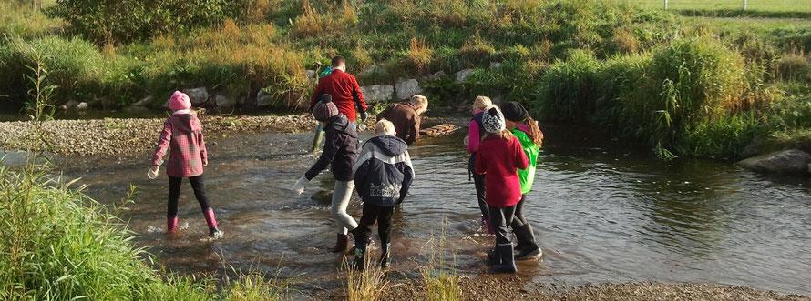 Naturabilis - Umweltbildung an der Gennach