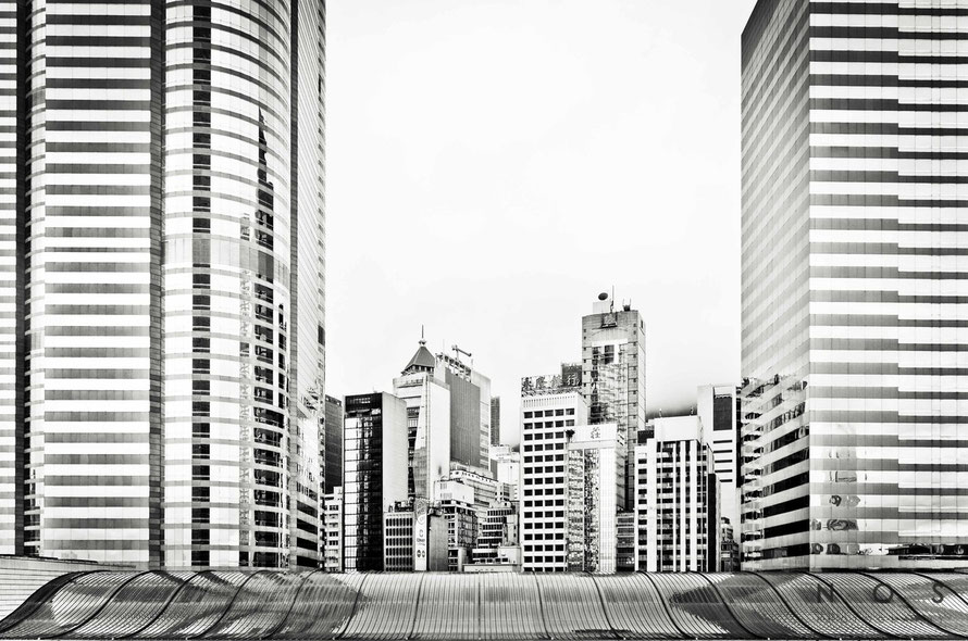 Stadtblick, Hongkong