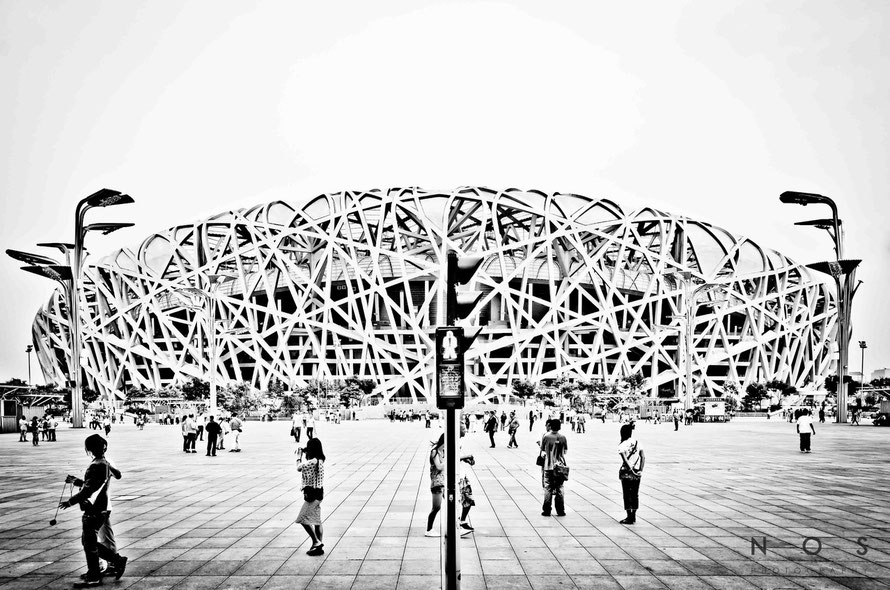 Birdsnest, Peking