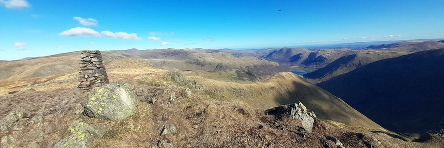 Red Screes guided walk, Lake District