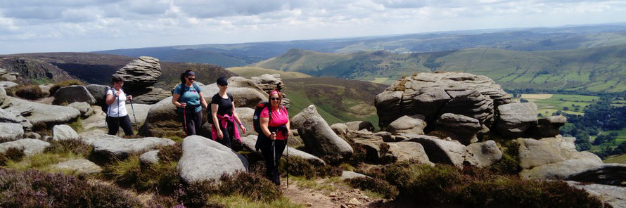 Kinder Scout guided walk