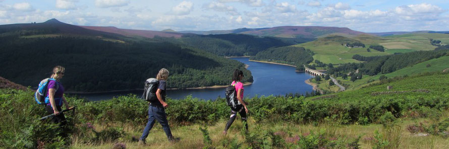 Stanage and Bamford Edges Guided Walk