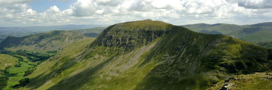 St Sunday Crag and Fairfield guided walk. Photo - Dreamstime.