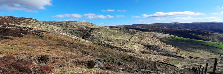 Bleaklow and the Superfortress guided walk