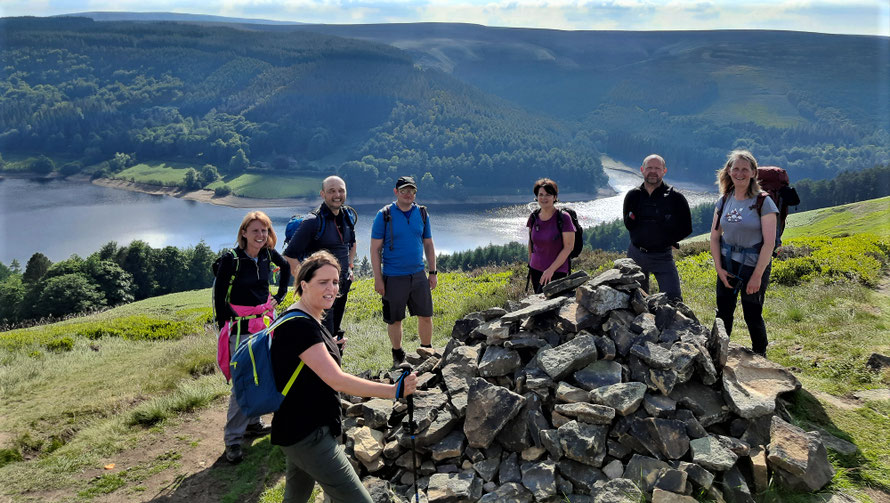 Gritstone Edges Challenge Walk