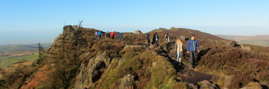 The Roaches guided walk