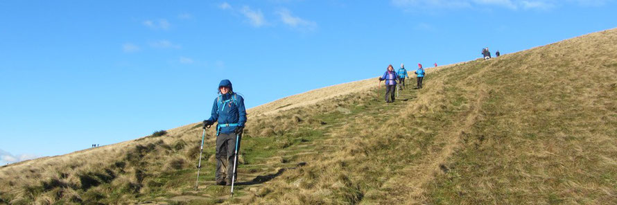 Lose Hill guided walk
