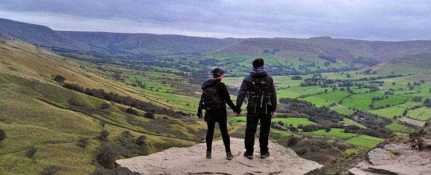 Gift Vouchers for guided walks in the Peak District