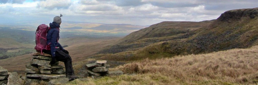 Mallerstang Edge guided walk