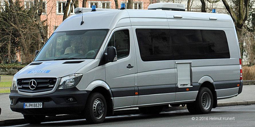 Befehlsstellenbus aus München
