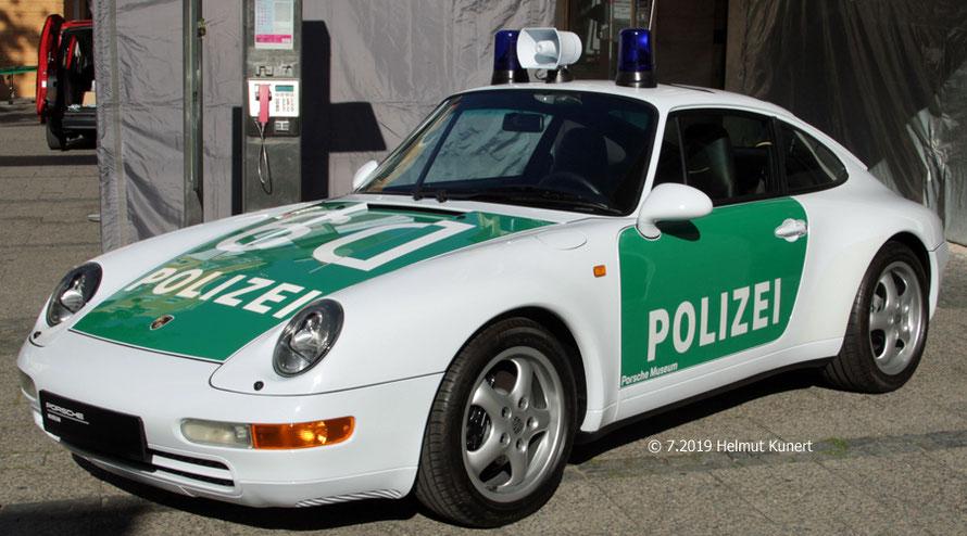 Hingucker vom Porsche Museum