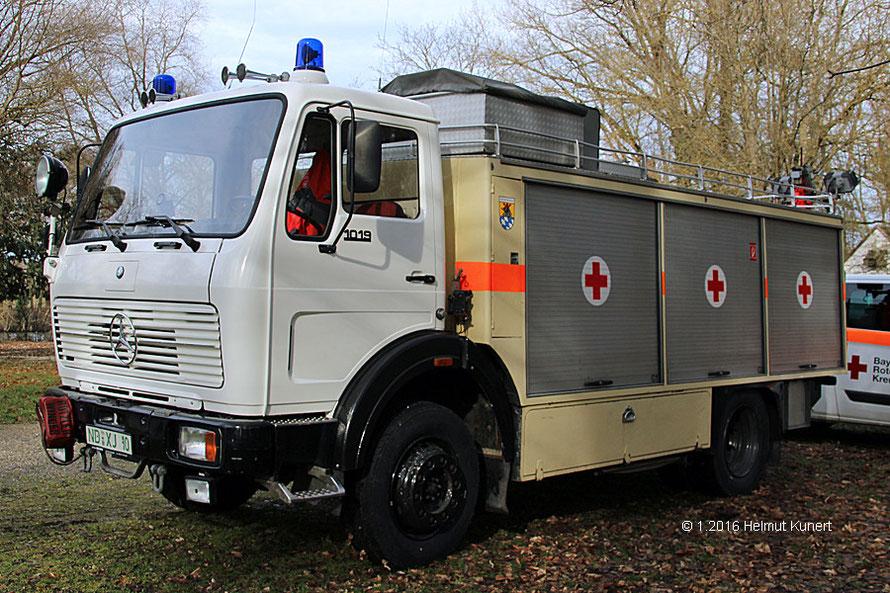 Aus Schrobenhausen, ex Feuerwehr RW.