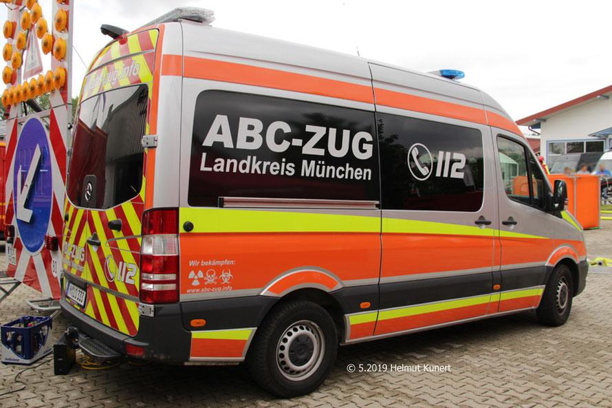 Gäste aus Haar bei München mit neuem Fahrzeug.