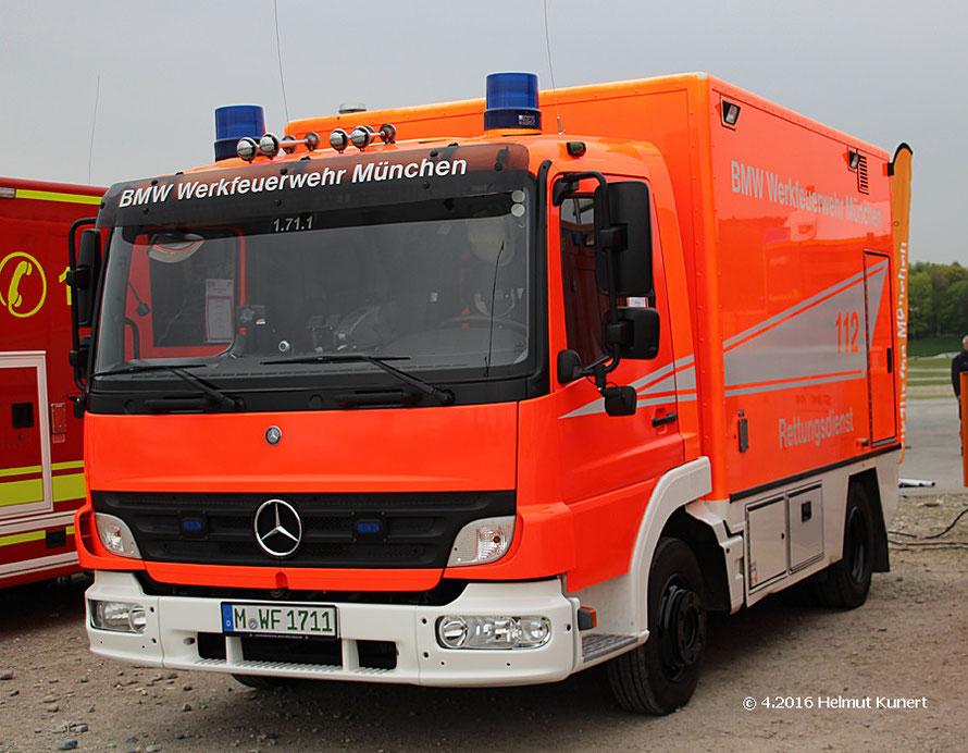 BMW - Rettungswagen