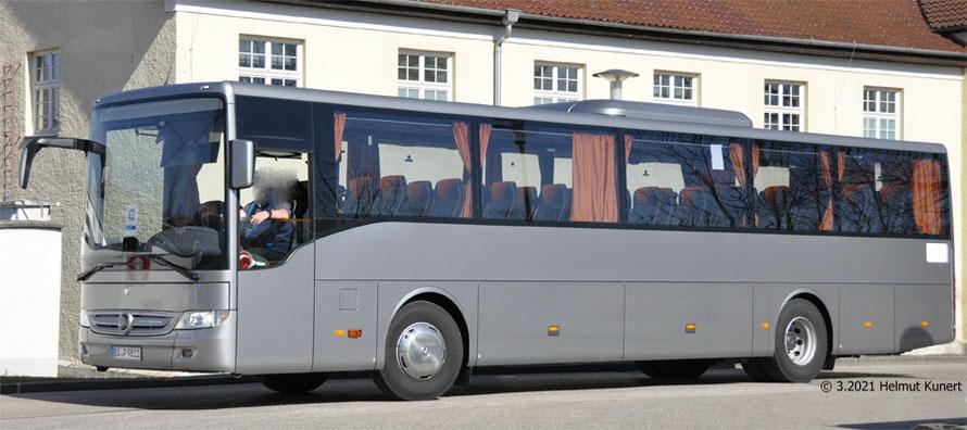 Mercedes Tourismo Reisebus