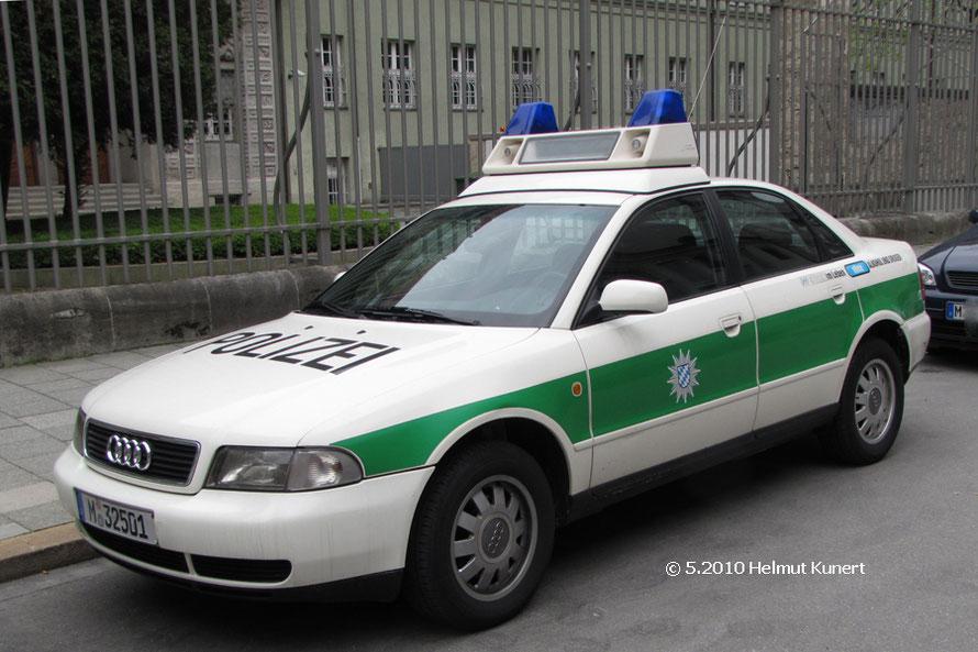 Audi A4w P0153 Blaulichtwelten De Mit Bayerns