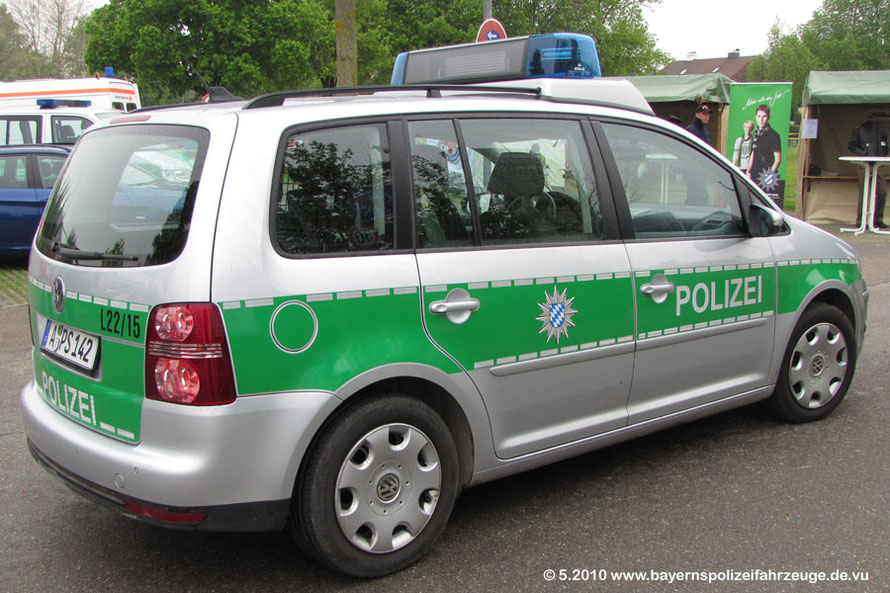 """Fahrzeug mit Kennung, hier """"L22/15"""" sind nicht in allen Inspektionen anzutreffen."""