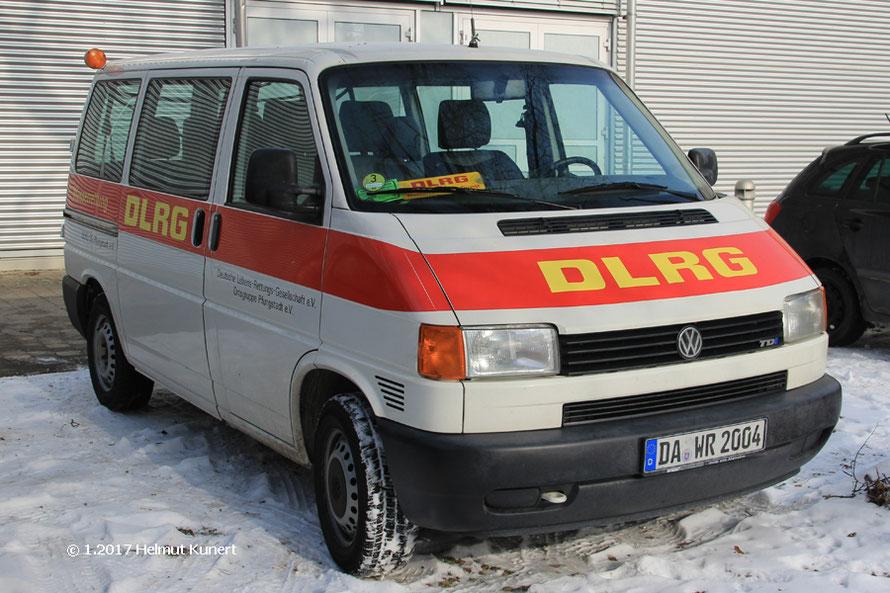 DLRG ohne Blaulicht