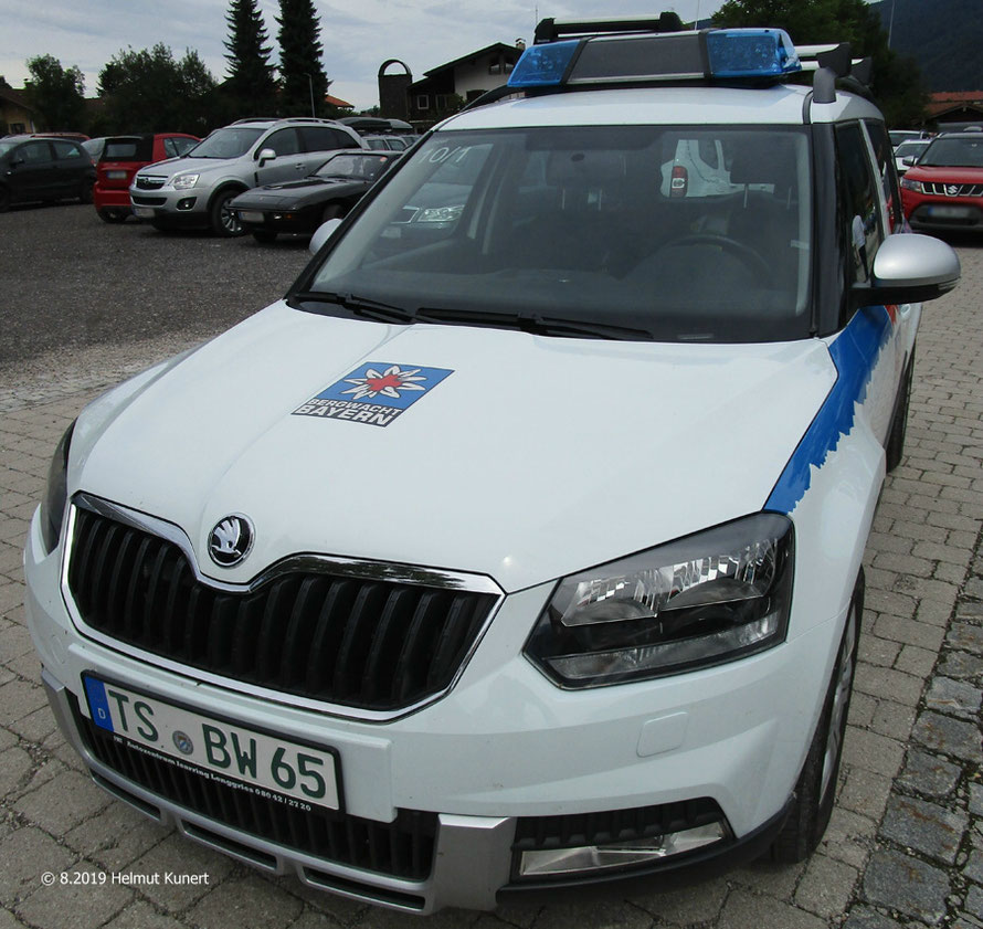 Bergwacht Inzell 10/1