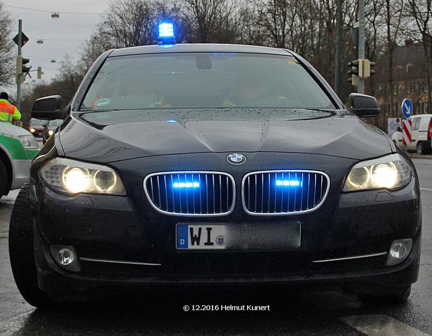 Für die bay. Polizei im Einsatz.
