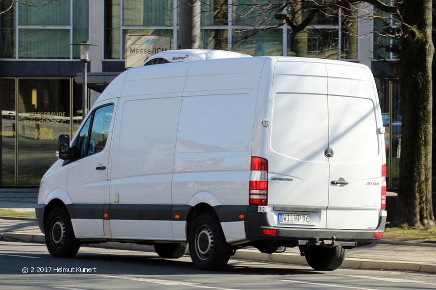 """Der """"blaue Ford Transit der Bepo"""" aus Hessen?!"""